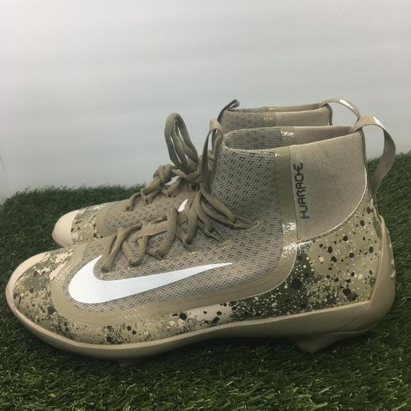 on sale ecae7 0fb78 Nike Max Air Huarache 2KFilth Mid Baseball Cleat. M 5b99854faa87701190a6b5f2